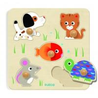 Bulle & Co puzzle DJ01019