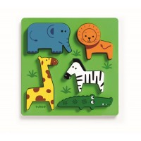 Incrocodible puzzle DJ01023