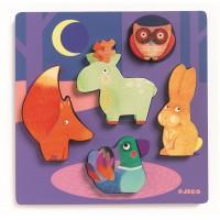 Luna puzzle DJ01036