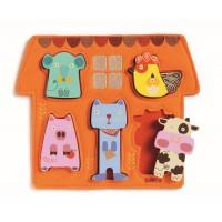Barita puzzle DJ01038
