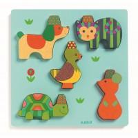 Yuko puzzle DJ01042