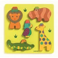 Haïko puzzle DJ01043