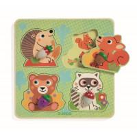 Croc-nut puzzle DJ01049