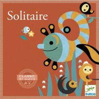 Solitaire társasjáték DJ05213