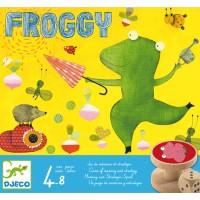 Djeco Froggy - Brekkencs DJ08413 - djecojatek.hu