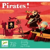 Djeco Kalózok - Pirates - Társasjáték -djecojatek.hu