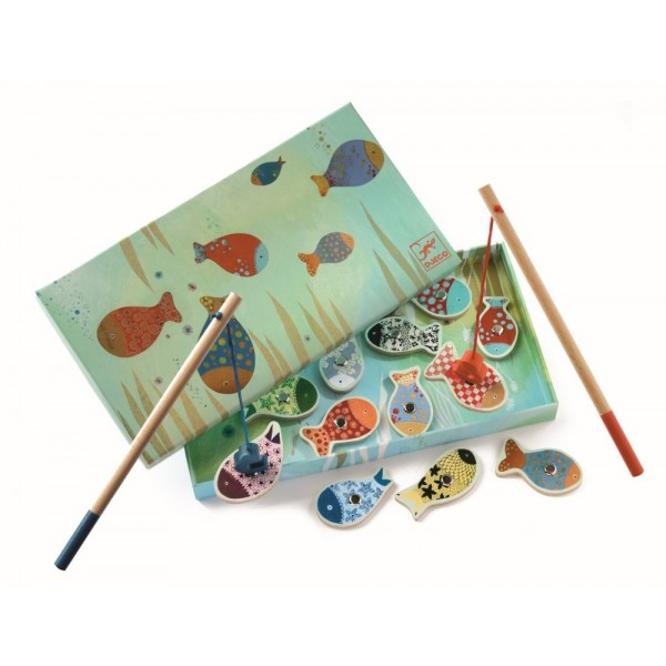 Fishing dream mágneses játék DJ01650
