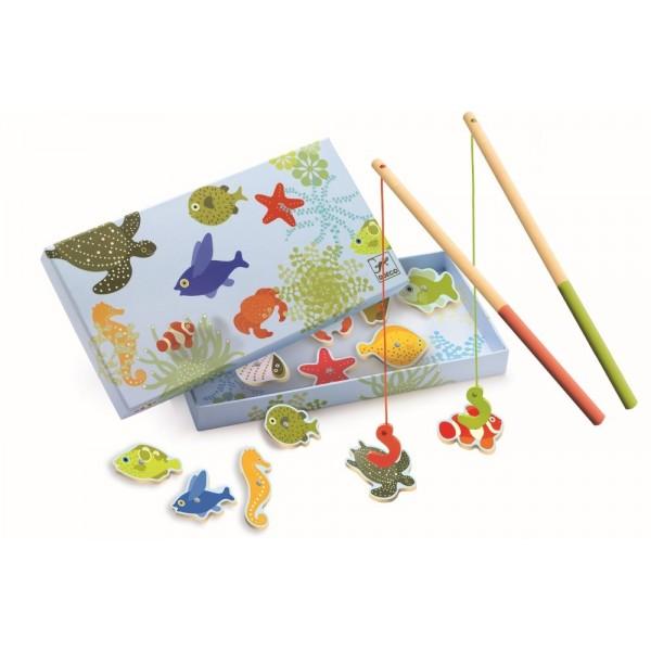 Fishing tropic mágneses játék DJ01652