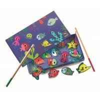 Fishing colour mágneses játék DJ01653