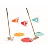 Golf Putting készségfejlesztõ játék DJ02021