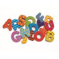 38 big letters mágneses játék DJ03100