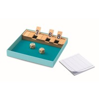 Shut the box társasjáték DJ05217