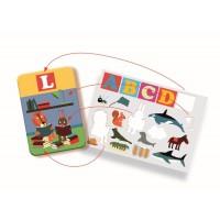Edu stick ABC (only french) készségfejlesztõ játék DJ08380