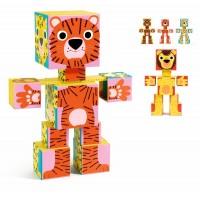Totem cubes Animo bébi játék DJ09109