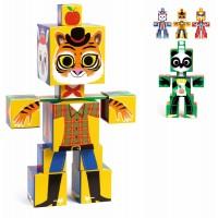 Totem cubes Rigolo bébi játék DJ09110