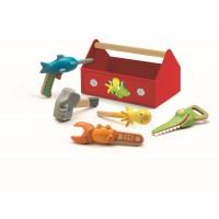 Willy tool box szerepjáték DJ06504